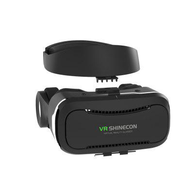 VR SHINECON 4 Generations of Virtual Reality Mirror VR Glasses