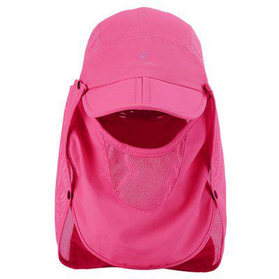 Vepeal Outdoor Sports Multi-Function Breathable Anti Ultraviolet CapWomens Hats<br>Vepeal Outdoor Sports Multi-Function Breathable Anti Ultraviolet Cap<br><br>Contents: 1 x Cap<br>Feature: Quick Dry, Sun Block, Breathable<br>Gender: Unisex,Women,Men<br>Material: Polyamide<br>Package size (L x W x H): 32.00 x 29.00 x 2.00 cm / 12.6 x 11.42 x 0.79 inches<br>Package weight: 0.1025 kg<br>Product size (L x W x H): 43.00 x 33.00 x 1.00 cm / 16.93 x 12.99 x 0.39 inches<br>Product weight: 0.0961 kg<br>Type: Sun Hat