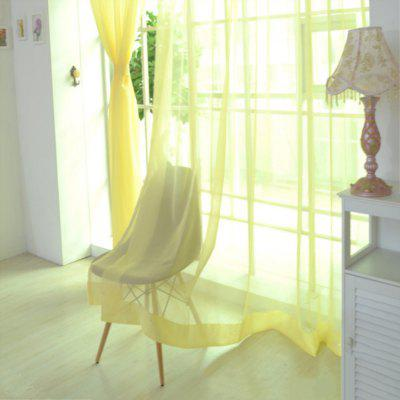 New Solid Color Banquet Decoration  Glass Yarn Curtain