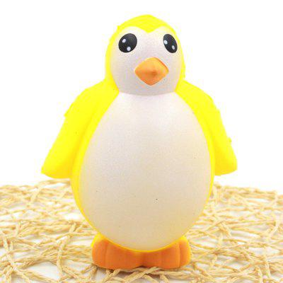 Latest Jumbo Squishy PU Slow Rising Stress Relief Toy Replica Female Penguin for AdultsSquishy toys<br>Latest Jumbo Squishy PU Slow Rising Stress Relief Toy Replica Female Penguin for Adults<br><br>Age Range: &gt; 14 Years old<br>Color: White,Yellow<br>Materials: PU<br>Package Content: 1 x Toy Set<br>Package Dimension: 10.00 x 10.00 x 15.00 cm / 3.94 x 3.94 x 5.91 inches<br>Pattern Type: Animal<br>Product Dimension: 10.00 x 7.50 x 13.00 cm / 3.94 x 2.95 x 5.12 inches<br>Products Type: Toy<br>Use: Cabinet Decoration, Photography Props, Home Decoration