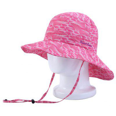 Vepeal Fashionable Colors Anti Ultraviolet Wide Brimmed Hat