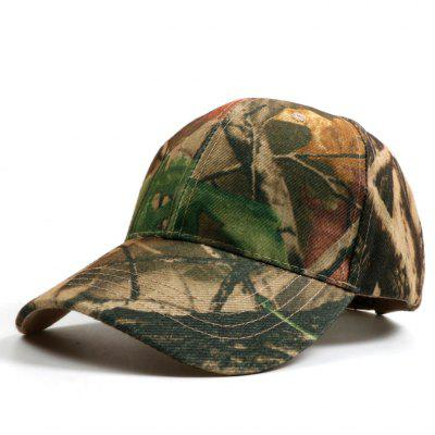 Outdoor Camouflage Duck Baseball Cap Hat for Women and Men