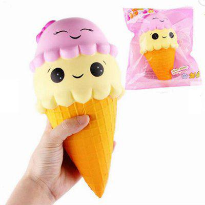 Jumbo Squishy Squeeze PU 22cm Cream Collection Gift Soft Toy