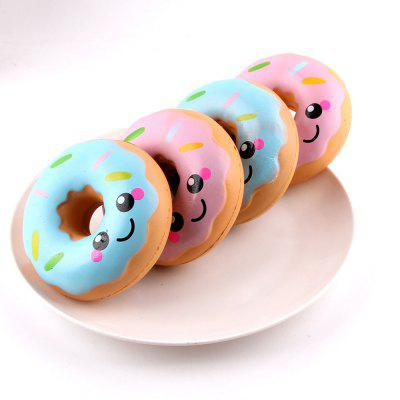 Jumbo Squishy Squeeze Doughnuts PU Collection Gift Soft ToySquishy toys<br>Jumbo Squishy Squeeze Doughnuts PU Collection Gift Soft Toy<br><br>Age Range: &gt;7 Years old<br>Materials: PU<br>Package Content: 1 x Toy<br>Package Dimension: 11.00 x 11.00 x 5.00 cm / 4.33 x 4.33 x 1.97 inches<br>Pattern Type: Delicacy<br>Product Dimension: 10.00 x 10.00 x 4.00 cm / 3.94 x 3.94 x 1.57 inches<br>Products Type: Office Desk Toys, Relieves ADD, ADHD, Anxiety, Autism, Stress and Anxiety Relief, Decompression Toys