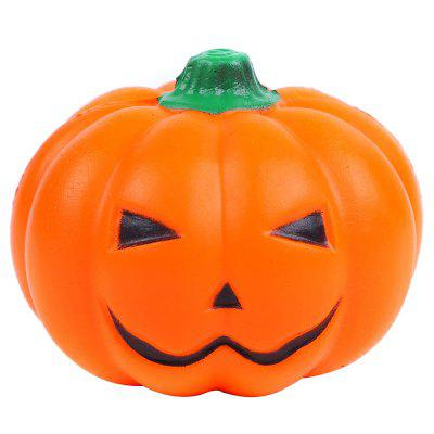 Jumbo Squishy Squeeze Pumpkin PU Collection Gift Soft Toy