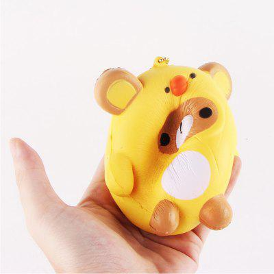 Jumbo Squishy Squeeze Bear PU Collection Gift Soft ToySquishy toys<br>Jumbo Squishy Squeeze Bear PU Collection Gift Soft Toy<br><br>Age Range: &gt;7 Years old<br>Materials: PU<br>Package Content: 1 x Toy<br>Package Dimension: 11.00 x 10.00 x 10.00 cm / 4.33 x 3.94 x 3.94 inches<br>Product Dimension: 10.00 x 9.00 x 9.00 cm / 3.94 x 3.54 x 3.54 inches<br>Products Type: Office Desk Toys, Relieves ADD, ADHD, Anxiety, Autism, Stress and Anxiety Relief, Decompression Toys