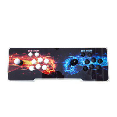 1299 Video Games Arcade Console Machine Double Joystick Pandora's Box 5s+ VGA HDMI 06