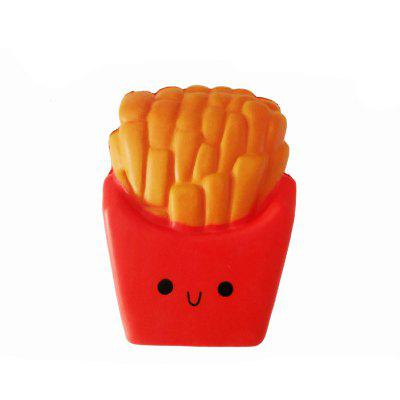 Jumbo Squishy PU Slow Rising Stress Relief Toy Replica Combination of French Fries with Popcorn for Adults 2PCSSquishy toys<br>Jumbo Squishy PU Slow Rising Stress Relief Toy Replica Combination of French Fries with Popcorn for Adults 2PCS<br><br>Age Range: &gt; 6 years old<br>Color: Red,Yellow<br>Materials: PU<br>Package Content: 2 x Toy<br>Package Dimension: 17.00 x 10.00 x 12.00 cm / 6.69 x 3.94 x 4.72 inches<br>Product Dimension: 15.00 x 8.00 x 12.00 cm / 5.91 x 3.15 x 4.72 inches<br>Products Type: Toy<br>Use: Cabinet Decoration, Photography Props, Home Decoration