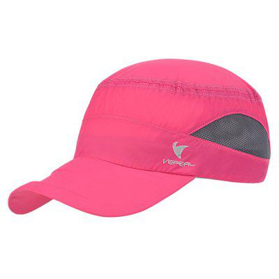 Fashion Hollowed and Breathable Casual Cap