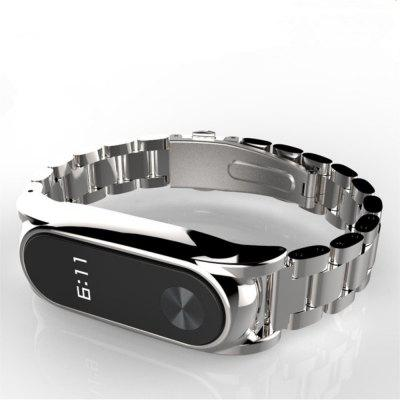 Magnet Stainless Steel Luxury Wrist Strap Metal Wristband for Xiaomi Mi Band 2Smart Watch Accessories<br>Magnet Stainless Steel Luxury Wrist Strap Metal Wristband for Xiaomi Mi Band 2<br><br>Package Contents: 1 x Wristband<br>Package size: 15.50 x 21.00 x 15.50 cm / 6.1 x 8.27 x 6.1 inches<br>Package weight: 0.0490 kg