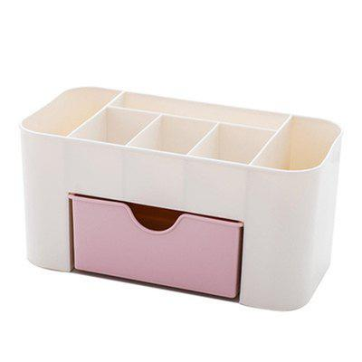 Simplified Desktop Multipurpose Clutter Drawer Type Receiving Box
