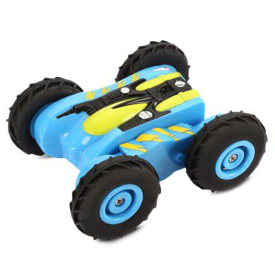 RC Car 777 - 606 360 Spinning Double-sided Running Tipper with Light and Sound