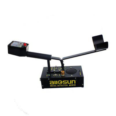 Ground Metal Detector Instruments Balance/Discrimination Mode Minerals Hunter