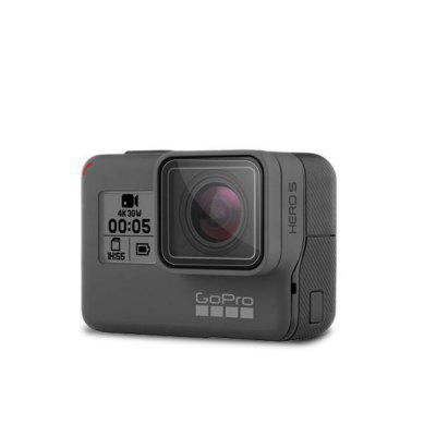 Camera Lens and LCD Dispaly Tempered Glass Screen Film for Gopro Hero5/6