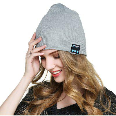 Wireless Bluetooth Headphones Music Hat Smart Caps Headset Earphone Warm Beanies Winter Hat With Speaker Mic for SportsMens Hats<br>Wireless Bluetooth Headphones Music Hat Smart Caps Headset Earphone Warm Beanies Winter Hat With Speaker Mic for Sports<br><br>Contents: 1 x hat<br>Gender: Unisex<br>Material: Twilled Fabric<br>Package size (L x W x H): 24.00 x 23.00 x 5.00 cm / 9.45 x 9.06 x 1.97 inches<br>Package weight: 0.0800 kg<br>Product size (L x W x H): 22.00 x 21.00 x 3.00 cm / 8.66 x 8.27 x 1.18 inches<br>Product weight: 0.0600 kg<br>Type: Knitted Hat, Skully Hat