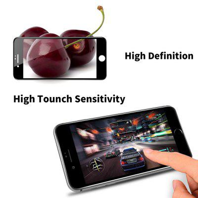 4D All Tempered Glass Screen Protector for iPhone 7plus and iPhone 8plus EdgeIPhone Screen Protectors<br>4D All Tempered Glass Screen Protector for iPhone 7plus and iPhone 8plus Edge<br><br>Features: High-definition, Anti scratch, Protect Screen<br>For: Cell Phone<br>Mainly Compatible with: iPhone 7 Plus, iPhone 8 Plus<br>Material: Tempered Glass<br>Package Contents: 1x Screen Protector<br>Package size (L x W x H): 18.00 x 10.00 x 0.50 cm / 7.09 x 3.94 x 0.2 inches<br>Package weight: 0.0700 kg<br>Product weight: 0.0170 kg<br>Surface Hardness: 9H