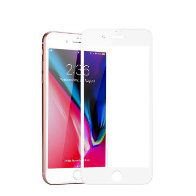 4D All Tempered Glass Screen Protector for iPhone 7plus and iPhone 8plus Edge