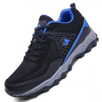 ZEACAVA Large Size Sports Mesh Breathable Men Running Hiking ShoesAthletic Shoes<br>ZEACAVA Large Size Sports Mesh Breathable Men Running Hiking Shoes<br><br>Available Size: 39-47<br>Closure Type: Lace-Up<br>Embellishment: Hollow Out<br>Gender: For Men<br>Occasion: Casual<br>Outsole Material: Rubber<br>Package Contents: 1xShoes(Pair)<br>Pattern Type: Solid<br>Season: Spring/Fall<br>Toe Shape: Round Toe<br>Toe Style: Closed Toe<br>Upper Material: PU<br>Weight: 1.2000kg
