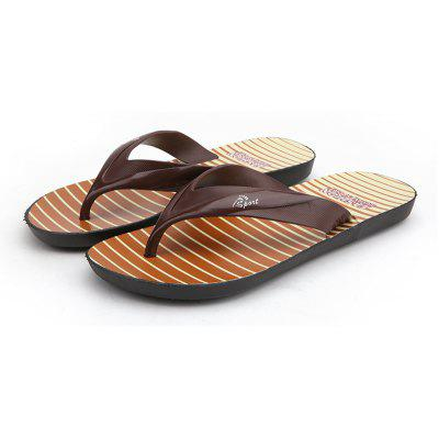 ZEACAVA Comfortable Simple Household Beach SlippersMens Slippers<br>ZEACAVA Comfortable Simple Household Beach Slippers<br><br>Available Size: 40-44<br>Embellishment: None<br>Gender: For Men<br>Heel Height: 2cm<br>Outsole Material: Rubber<br>Package Contents: 1xShoes(Pair)<br>Pattern Type: Print<br>Season: Summer<br>Slipper Type: Outdoor<br>Style: Classics<br>Upper Material: PU<br>Weight: 0.6000kg