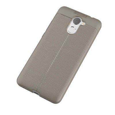 Shockproof Case for Huawei Enjoy 7 Plus / Y7 Prime Litchi Grain Anti Drop TPU Soft CoverCases &amp; Leather<br>Shockproof Case for Huawei Enjoy 7 Plus / Y7 Prime Litchi Grain Anti Drop TPU Soft Cover<br><br>Compatible Model: Huawei Enjoy 7 Plus / Y7 Prime<br>Features: Anti-knock<br>Mainly Compatible with: HUAWEI<br>Material: TPU<br>Package Contents: 1 x Phone Case<br>Package size (L x W x H): 19.00 x 10.00 x 1.00 cm / 7.48 x 3.94 x 0.39 inches<br>Package weight: 0.0400 kg<br>Style: Cool, Special Design