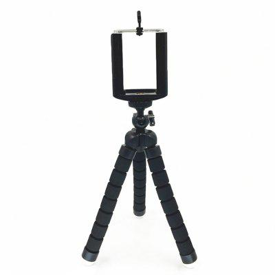 Universal Compact Tripod Stand Flexible Octopus Phone Camera Selfie Stick Tripod Mount for Smartphone/Digital Camera
