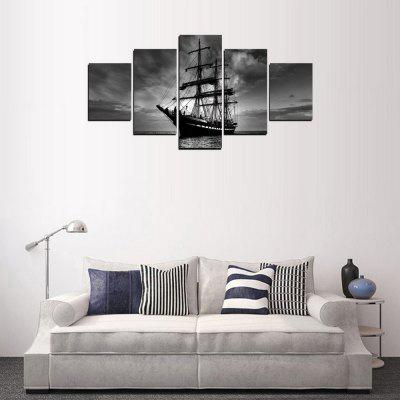 MailingArt FIV276  5 Panels Landscape Wall Art Painting Home Decor Canvas PrintPrints<br>MailingArt FIV276  5 Panels Landscape Wall Art Painting Home Decor Canvas Print<br><br>Craft: Print<br>Form: Five Panels<br>Material: Canvas<br>Package Contents: 5 x Print<br>Package size (L x W x H): 82.00 x 32.00 x 12.00 cm / 32.28 x 12.6 x 4.72 inches<br>Package weight: 1.8000 kg<br>Painting: Include Inner Frame<br>Shape: Horizontal Panoramic<br>Style: Natural, Traditional, Vintage<br>Subjects: Still Life<br>Suitable Space: Living Room,Bedroom,Dining Room,Office,Hotel,Cafes,Kids Room,Kitchen,Hallway,Kids Room,Study Room / Office