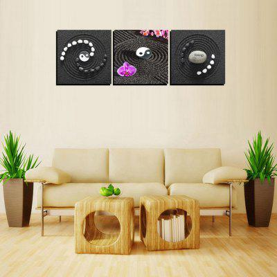 Buy MailingArt FIV277 3 Panels Landscape Wall Art Painting Home Decor Canvas Print, COLORMIX, Home & Garden, Home Decors, Wall Art, Prints for $55.38 in GearBest store
