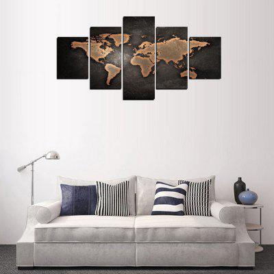 MailingArt FIV278  5 Panels Landscape Wall Art Painting Home Decor Canvas PrintPrints<br>MailingArt FIV278  5 Panels Landscape Wall Art Painting Home Decor Canvas Print<br><br>Craft: Print<br>Form: Five Panels<br>Material: Canvas<br>Package Contents: 5 x Print<br>Package size (L x W x H): 82.00 x 32.00 x 12.00 cm / 32.28 x 12.6 x 4.72 inches<br>Package weight: 1.8000 kg<br>Painting: Include Inner Frame<br>Shape: Horizontal Panoramic<br>Style: Classic/Timeless, Brief, Natural<br>Subjects: Landscape<br>Suitable Space: Living Room,Bedroom,Dining Room,Office,Hotel,Cafes,Kids Room,Kitchen,Hallway,Kids Room,Study Room / Office