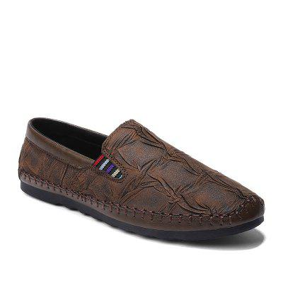 Spring and Summer Peas Shoes Thin Bottom Shoes for Men