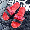 New Men's Soft And Comfortable Outdoor Slippers - RED