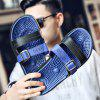 New Men's Soft And Comfortable Outdoor Slippers - BLUE