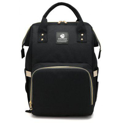 2018 New Large Capacity USB Interface Backpack