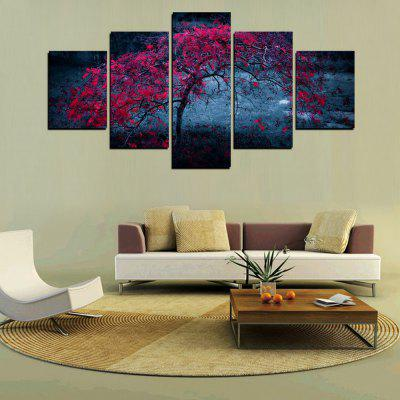MailingArt FIV282  5 Panels Landscape Wall Art Painting Home Decor Canvas PrintPrints<br>MailingArt FIV282  5 Panels Landscape Wall Art Painting Home Decor Canvas Print<br><br>Craft: Print<br>Form: Five Panels<br>Material: Canvas<br>Package Contents: 5 x Print<br>Package size (L x W x H): 82.00 x 32.00 x 12.00 cm / 32.28 x 12.6 x 4.72 inches<br>Package weight: 1.8000 kg<br>Painting: Include Inner Frame<br>Shape: Horizontal Panoramic<br>Style: Natural<br>Subjects: Landscape<br>Suitable Space: Living Room,Bedroom,Dining Room,Office,Hotel,Cafes,Kids Room,Kitchen,Hallway,Kids Room,Study Room / Office