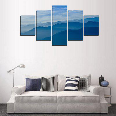 MailingArt FIV296  5 Panels Landscape Wall Art Painting Home Decor Canvas PrintPrints<br>MailingArt FIV296  5 Panels Landscape Wall Art Painting Home Decor Canvas Print<br><br>Craft: Print<br>Form: Five Panels<br>Material: Canvas<br>Package Contents: 5 x Print<br>Package size (L x W x H): 82.00 x 32.00 x 12.00 cm / 32.28 x 12.6 x 4.72 inches<br>Package weight: 1.8000 kg<br>Painting: Include Inner Frame<br>Shape: Horizontal Panoramic<br>Style: Oil Painting, Natural<br>Subjects: Landscape<br>Suitable Space: Living Room,Bedroom,Dining Room,Office,Hotel,Cafes,Kids Room,Kitchen,Hallway,Kids Room,Study Room / Office