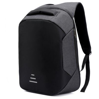 Business Men USB Charging Backpack Multifunctional Computer Bag Casual Student BagBackpacks<br>Business Men USB Charging Backpack Multifunctional Computer Bag Casual Student Bag<br><br>Color: Black,Red,Blue,Gray<br>Features: Ultra Light, Mobile Power Bank, Laptop Bag<br>For: Fishing, Cycling, Adventure, Traveling<br>Material: Nylon<br>Package Contents: 1 x Backpack<br>Package size (L x W x H): 33.00 x 17.00 x 45.00 cm / 12.99 x 6.69 x 17.72 inches<br>Package weight: 0.8600 kg<br>Product size (L x W x H): 32.00 x 16.00 x 45.00 cm / 12.6 x 6.3 x 17.72 inches<br>Product weight: 0.8500 kg<br>Strap Length: 120<br>Type: Backpack