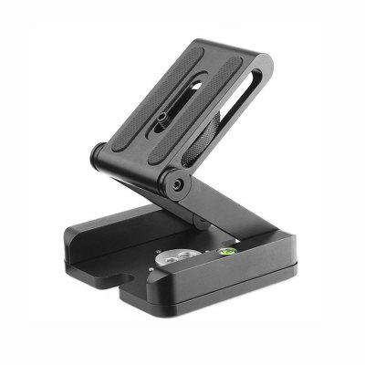 Z-Fold Track Camera Photography Camera PTZPhotography Accessories<br>Z-Fold Track Camera Photography Camera PTZ<br><br>Package Contents: 1 x Folding PTZ<br>Package size (L x W x H): 24.00 x 11.00 x 23.00 cm / 9.45 x 4.33 x 9.06 inches<br>Package weight: 0.6000 kg<br>Product size (L x W x H): 23.60 x 9.00 x 20.00 cm / 9.29 x 3.54 x 7.87 inches<br>Product weight: 0.4500 kg