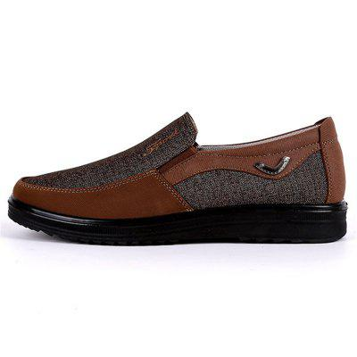 Men Large Size Old Beijing Style Casual Breathable Antiskid Loafers Moccasins Cloth ShoesFlats &amp; Loafers<br>Men Large Size Old Beijing Style Casual Breathable Antiskid Loafers Moccasins Cloth Shoes<br>