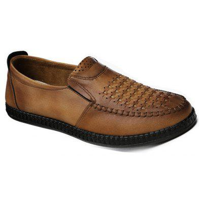 2018 Spring Breathable Casual Flat Shoes para homens