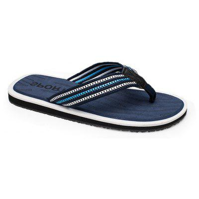 Summer Men Casual Flip-Flops Rubber Slip-On Slippers