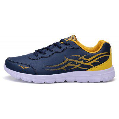 Spring Models Leather Versatile Breathable Sports ShoesMen's Sneakers<br>Spring Models Leather Versatile Breathable Sports Shoes<br><br>Available Size: 39-44<br>Closure Type: Lace-Up<br>Feature: Breathable<br>Gender: For Men<br>Outsole Material: Rubber<br>Package Contents: 1xShoes(Pair)<br>Package Size(L x W x H): 32.00 x 20.00 x 10.00 cm / 12.6 x 7.87 x 3.94 inches<br>Package weight: 0.8000 kg<br>Pattern Type: Others<br>Season: Spring/Fall<br>Upper Material: PU