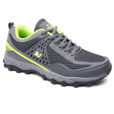 Trendy Outdoor Hiking  Breathable Sneakers for Men