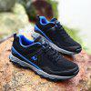 Trendy Outdoor Hiking  Breathable Sneakers for Men - DARK BLUE