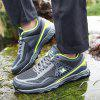 Trendy Outdoor Hiking  Breathable Sneakers for Men - GRAY