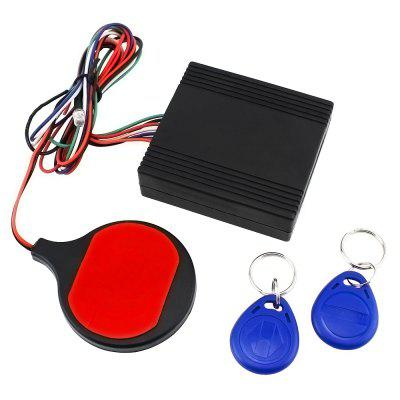 Alarm Security Motorcycle Bike ID Card Alarm Induction Lock Immobilizer Lock Accessories