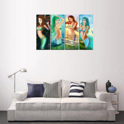 MailingArt FIV308  5 Panels Landscape Wall Art Painting Home Decor Canvas PrintPrints<br>MailingArt FIV308  5 Panels Landscape Wall Art Painting Home Decor Canvas Print<br><br>Craft: Print<br>Form: Four Panels<br>Material: Canvas<br>Package Contents: 4 x Print<br>Package size (L x W x H): 92.00 x 32.00 x 12.00 cm / 36.22 x 12.6 x 4.72 inches<br>Package weight: 1.8000 kg<br>Painting: Include Inner Frame<br>Shape: Horizontal Panoramic<br>Style: Beautiful Girl, Oil Painting, Glamorous/Dramatic, Romantic, Sexy<br>Subjects: Landscape<br>Suitable Space: Living Room,Bedroom,Dining Room,Office,Hotel,Cafes,Kids Room,Kitchen,Hallway,Kids Room,Study Room / Office