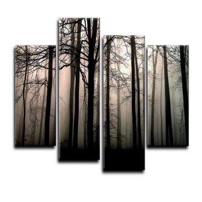 MailingArt FIV333  5 Panels Landscape Wall Art Painting Home Decor Canvas PrintPrints<br>MailingArt FIV333  5 Panels Landscape Wall Art Painting Home Decor Canvas Print<br><br>Craft: Print<br>Form: Four Panels<br>Material: Canvas<br>Package Contents: 4 x Print<br>Package size (L x W x H): 82.00 x 32.00 x 12.00 cm / 32.28 x 12.6 x 4.72 inches<br>Package weight: 1.8000 kg<br>Painting: Include Inner Frame<br>Shape: Horizontal Panoramic<br>Style: Vehicle, Landscape, Office, Natural, Animal, Popular<br>Subjects: Landscape<br>Suitable Space: Living Room,Bedroom,Dining Room,Office,Hotel,Cafes,Kids Room,Kitchen,Hallway,Kids Room,Study Room / Office