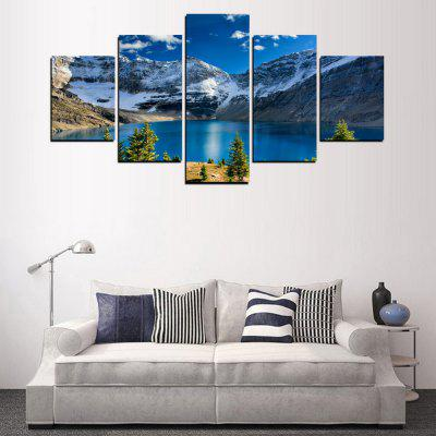 MailingArt FIV340  5 Panels Landscape Wall Art Painting Home Decor Canvas PrintPrints<br>MailingArt FIV340  5 Panels Landscape Wall Art Painting Home Decor Canvas Print<br><br>Craft: Print<br>Form: Five Panels<br>Material: Canvas<br>Package Contents: 5 x Print<br>Package size (L x W x H): 82.00 x 32.00 x 12.00 cm / 32.28 x 12.6 x 4.72 inches<br>Package weight: 1.8000 kg<br>Painting: Include Inner Frame<br>Shape: Horizontal Panoramic<br>Style: Scenic, Natural<br>Subjects: Landscape<br>Suitable Space: Living Room,Bedroom,Dining Room,Office,Hotel,Cafes,Kids Room,Kitchen,Hallway,Kids Room,Study Room / Office