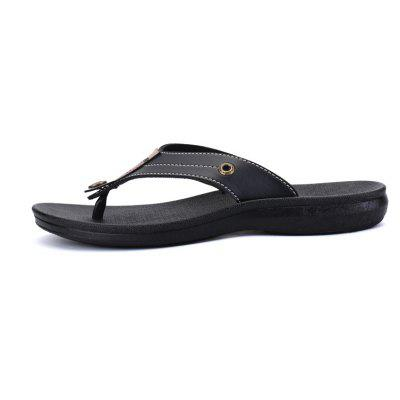 Outdoor Shoes Skid Resistance For ManMens Slippers<br>Outdoor Shoes Skid Resistance For Man<br><br>Available Size: 40,41,42,43,44<br>Embellishment: Sequined<br>Gender: For Men<br>Outsole Material: Rubber<br>Package Contents: 1xShoes(pair)<br>Pattern Type: Others<br>Season: Summer, Spring/Fall, Winter<br>Slipper Type: Outdoor<br>Style: Concise<br>Upper Material: PU<br>Weight: 1.6896kg