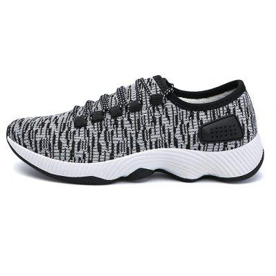 New Breathable Mens Jogging ShoesMen's Sneakers<br>New Breathable Mens Jogging Shoes<br><br>Available Size: 40,41,42,43,44<br>Closure Type: Lace-Up<br>Feature: Breathable<br>Gender: For Men<br>Outsole Material: Rubber<br>Package Contents: 1xShoes(pair)<br>Package Size(L x W x H): 32.00 x 22.00 x 12.00 cm / 12.6 x 8.66 x 4.72 inches<br>Package weight: 0.8000 kg<br>Pattern Type: Others<br>Season: Spring/Fall<br>Upper Material: Cloth