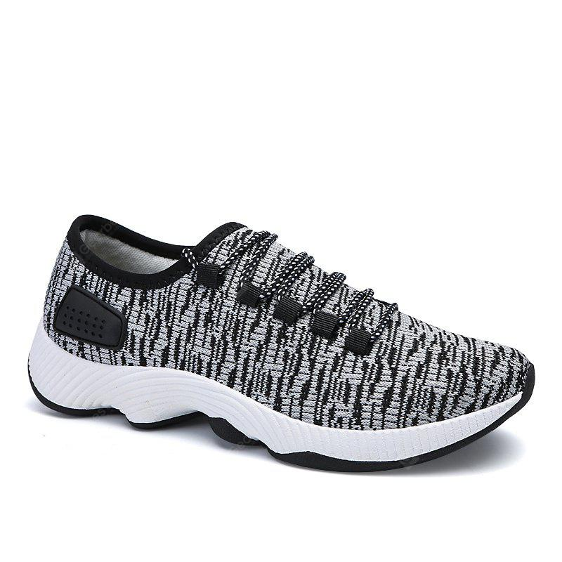 New Breathable Men's Jogging Shoes